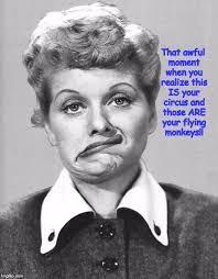 Flying Monkeys Meme - lucy s circus imgflip