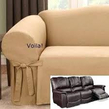 slipcover for recliner chair sofa and loveseat slipcover slipcover 4 on reclining sofa
