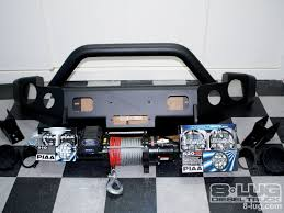 nissan frontier winch bumper trailready front and rear bumper installation 2007 chevy