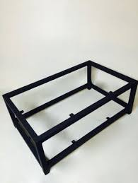 coffee table frame square steel tube table legs are handcrafted by us here in the usa
