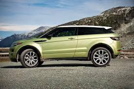 green range rover land rover kills three door range rover evoque in u s