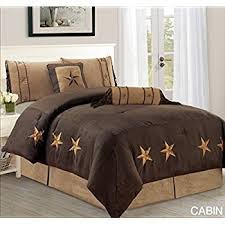 Western Duvet Covers Amazon Com 6 Piece Luxury Western Bedding Oversize King Size