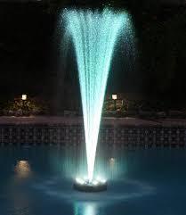 Floating Pool Light Oceanmist Led Light Floating Fountain Led Ring Light