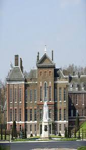 kensington palace in london england a residence of the british