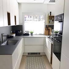 desain dapur lebar 2 meter 17 desain interior dapur cantik yang mungil terbaru