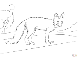 99 ideas red fox coloring pages on gerardduchemann com