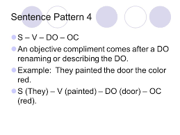 sentence pattern exles s v do english 9 grammar myers grammar strategies connect the part of the