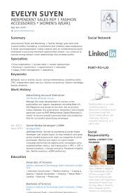 Fashion Buyer Resume Examples by Download Advertising Agency Sample Resume Haadyaooverbayresort Com