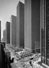 the photographer who made architects famous the picture show npr exxon building on sixth avenue harrison and abramovitz new york n y 1974