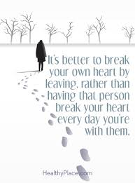 Letter For Him With A Broken Heart Quotes On Abuse Quotes Insight Healthyplace