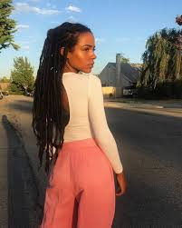 mzansi new braid hair stylish 126 likes 0 comments b l a c k g i r l s blackgirls on