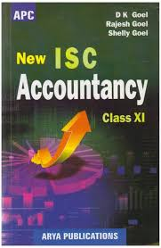 new isc accountancy class 11 1st edition buy new isc