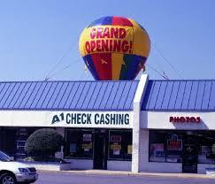 big plastic balloons hot air shaped advertising balloons above beyond