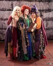 Winifred Sanderson Halloween Costume Hocus Pocus Sarah Sanderson Custom Costume Neverbugcreations