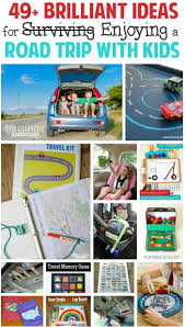 49 brilliant ideas for enjoying a road trip with kids living
