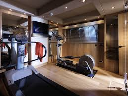 yacht gym interior design ideas