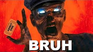 Black Ops 2 Memes - black ops ii zombies bus driver zombie bruh meme by josael281999