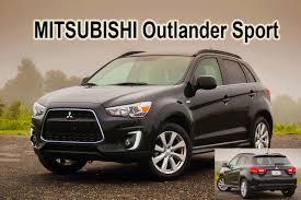 2015 mitsubishi outlander sport youtube