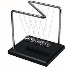 Executive Desk Toy Flintstop Newton U0027s Cradle Steel Balance Ball Price In India Buy