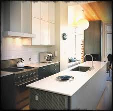 very simple kitchen design home design plan