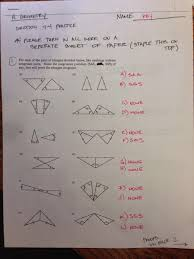 honors geometry vintage high section 4 4 proof practice