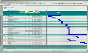 thoughts from a bedraggled mind microsoft excel project plan template