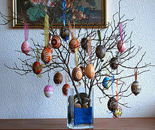 Large Hanging Easter Egg Decorations by Easter Egg Wikipedia