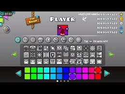 geometry dash apk geometry dash 2 1 apk mod