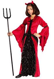 Halloween Costume Kids Girls Devil Princess Costume Kids Costumes