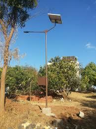 Solar Power Street Light by Solar Powered Street Light For A Farmhouse Near Ramanagara U2013 Gaia
