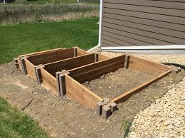 Raised Planter Beds by Best 25 Tiered Garden Ideas On Pinterest Rock Wall Landscape