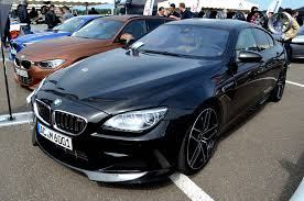 2015 m6 bmw 2015 bmw m6 gran coupe information and photos zombiedrive