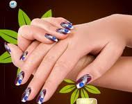 nail painting games