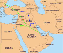 map iran iraq iran iraq syria pipeline map