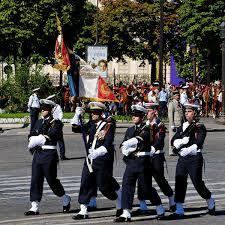 Why Is The American Flag Backwards On Uniforms Colour Guard Wikipedia