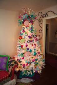 clever white tree decorating ideas tree