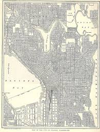 Underground Seattle Map by Shared Walls U2014 A History Of Seattle Apartment Living Chs Capitol