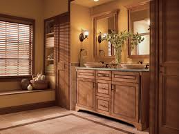 Kraftmaid Bathroom Cabinets Maple Bathroom In With Glaze Kraftmaid