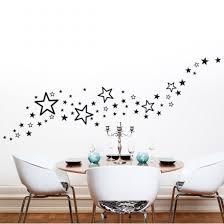 stickers étoiles chambre bébé 60 stickers etoiles design décoration chambre enfant