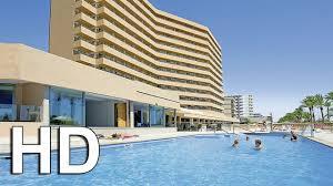 allsun hotel pil lari playa playa de palma mallorca youtube