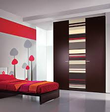 surprising teen bedroom sets with modern bed wardrobe awesome bedroom interior design with simple closets design ideas