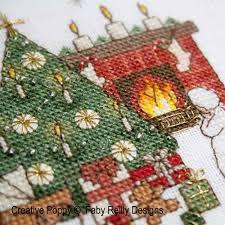 faby reilly designs frame cross stitch pattern