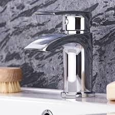 milano razor basin u0026 shower bath mixer tap set