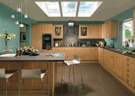 Contrasting Kitchen Cabinets Colonial Kitchens Just Kitchens