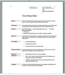 how to do a job resume page 36 job resume 8 how to do a resume