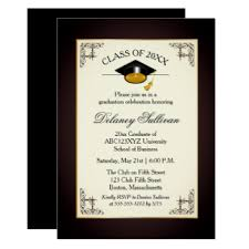 college graduation invites college graduation invitations announcements zazzle