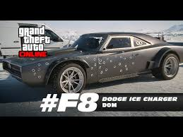 how to build a dodge charger gta 5 fast and furious 8 dodge charger car build