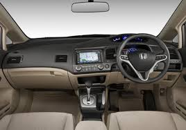honda civic specifications features and price in india