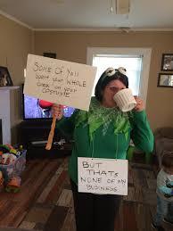 Meme Costume - kermit the frog meme costume costume ideas pinterest meme