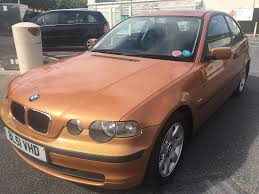 bmw 3 series compact 1 6ti 2 doors manual in newham london